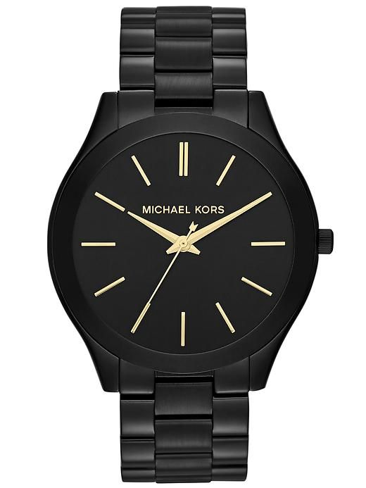love how sleek this watch is