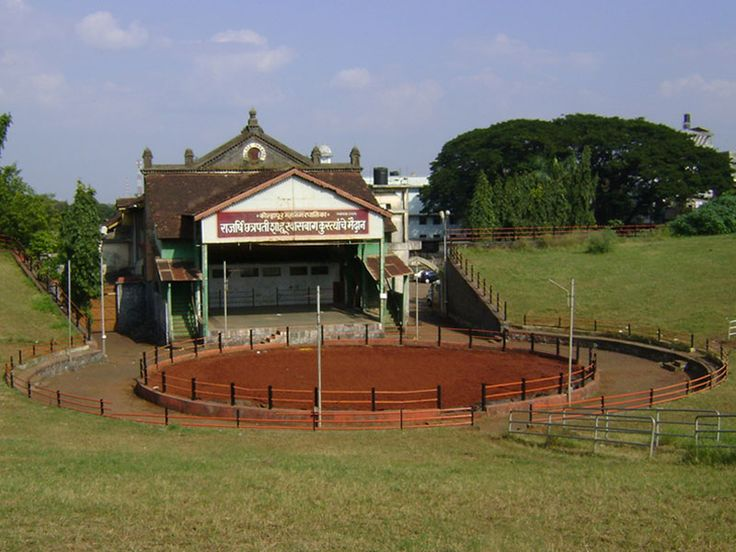 Khasbag Maidan – A Significant Ground of #Kolhapur - #KhasbagMaidan is an extraordinary ground and it is quite rare to find such place anywhere else. This ground is now famous for some muscular #wrestling bouts, especially from those wrestling events between the contenders from north and their #Maharashtra counter parts. #travels #tourism