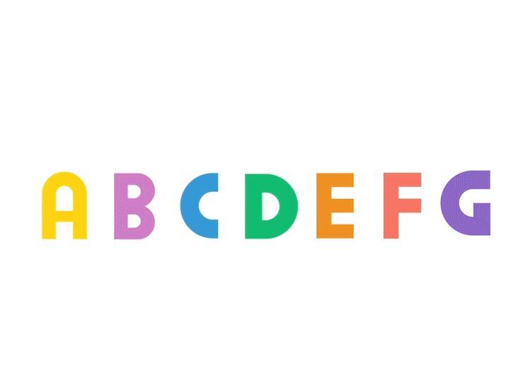 Monster alphabet 2