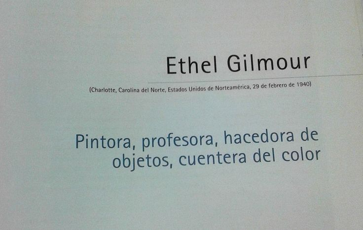 Ethel según Félix Ángel