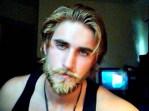 Bardon Inspiration Star Magic Blonde Beard My Stories Pinterest Beards And Blondes