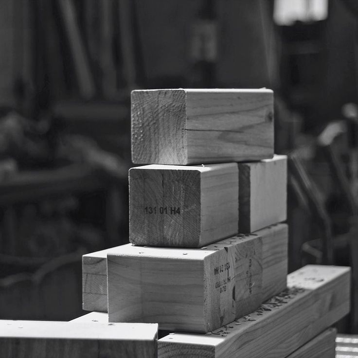 A glimpse from our timber production.
