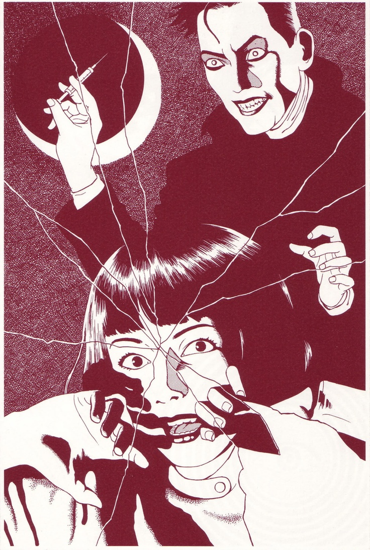 Suehiro Maruo | 丸尾 | Pinterest | Illustrations, Horror and ...