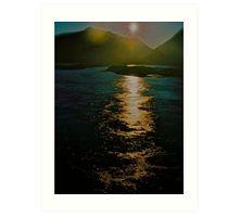 Sunrise  - Vestvagoy Lofots . My love Norway . by  Brown Sugar.Favorites: 3 Views: 409 . Thx! Thanks ! Art Print