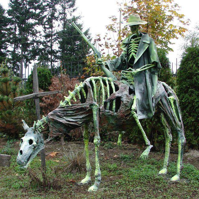 halloween props - Outdoor Halloween Props