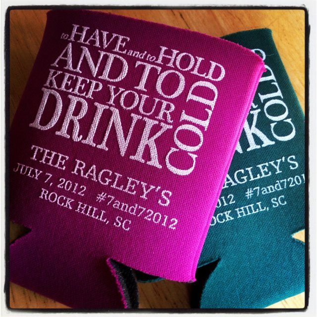 Koozies on pinterest discount codes wedding koozies and action