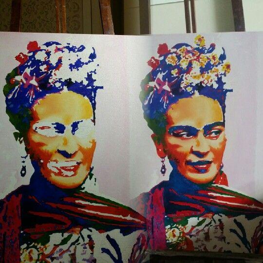 My Frida kahlo