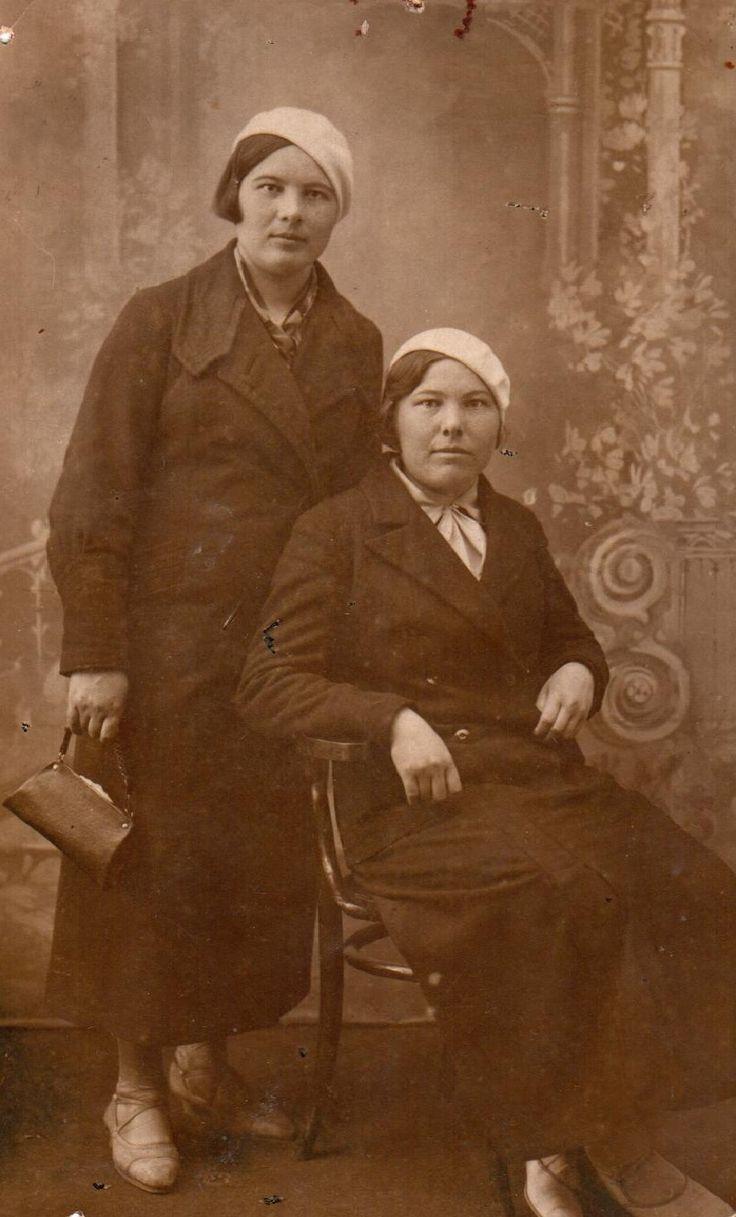 Сёстры Журавлёвы - Валентина и Надежда