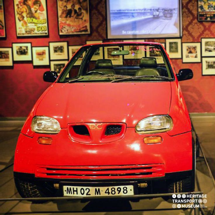 A Gypsy modified by DC is representative of the portrayal of cars in Indian Cinema!  #gypsy #indiancinema #vintagecars #vintagetransport #exhibit #transportmuseum #incredibleindia #gurugram #manesar