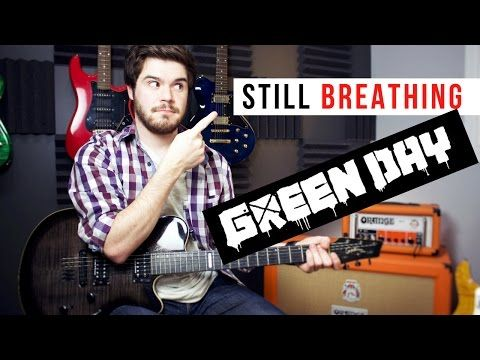 Still Breathing - Green Day (Guitar Cover) || InVinceble - YouTube