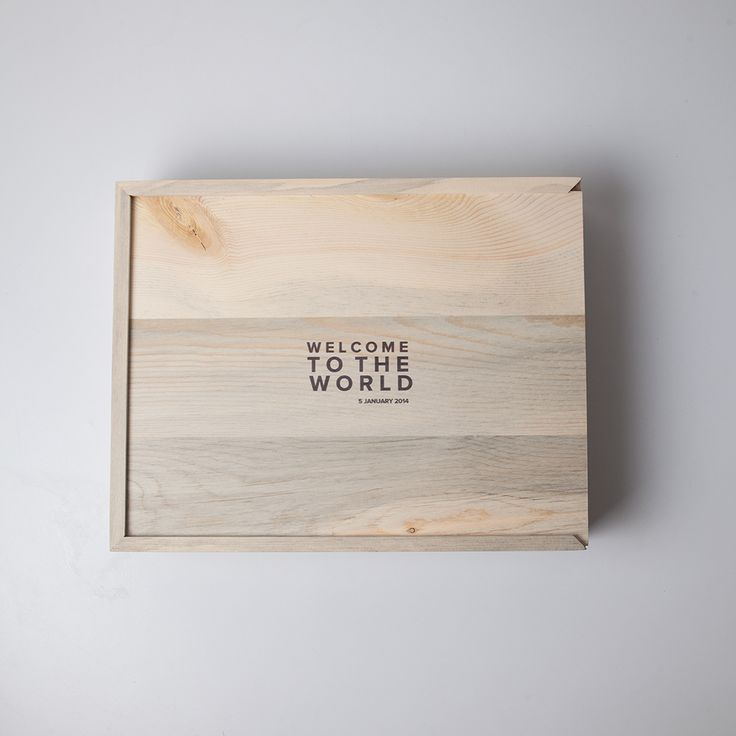 Customized Wooden Box | Wooden Box for Photos | Artifact Uprising