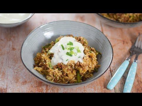 Easy Lamb Biryani Recipe with Gousto - Eats Amazing