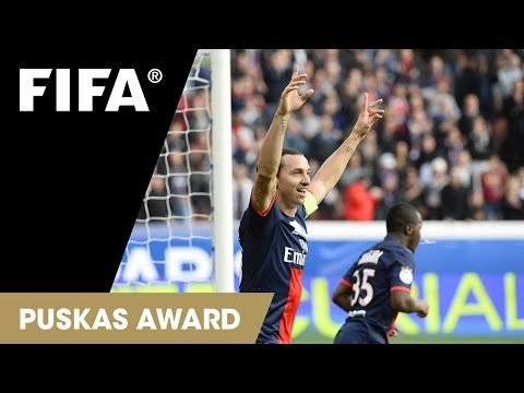 PUSKAS AWARD A video of the top ten Puskás Award-nominated goals is being played now, with stunning strikes fromDiego Costaand last year's winnersZlatan Ibrahimovicamong those shown.