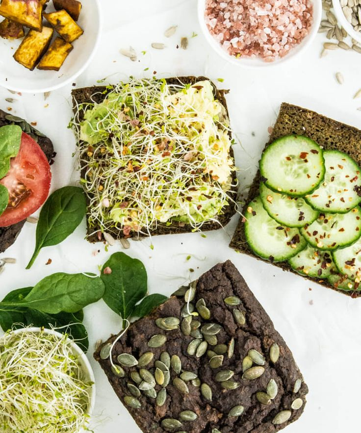 Sustainable Protein Bread! Full of protein, healthy fats, nutrient dense vegetables, and only 2g NET carbs per serve, Live Longer ProteinBreadmakes the perfect post-workout snack or breakfast staple! Top with some...