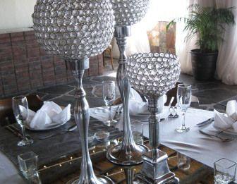 Silver And White Wedding Decorations | Nkosinathi U0026 Palesa A White And Silver  Wedding At Ebandla