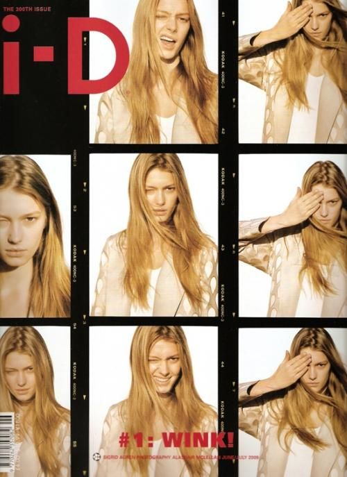 i-D Magazine - i-D Magazine June/July 2009 3 Covers