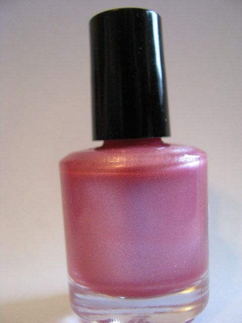 South Pacific Pink Coral Nail Polish by bluesparrowtrinkets, $6.50
