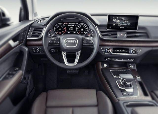 2019 Audi Q5 Interior Audi Audi Q5 New Suv