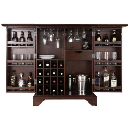 find this pin and more on suggestions by shop the lafayette expandable bar cabinet