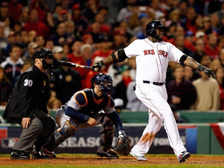 David Ortiz Performing in the Zone -- Read the article here: http://www.baseballmentalgame.com/featured-mental-game-articles/david-ortiz-performing-in-the-zone/ #sports #sportspsychology #baseball #mentalgame #athlete