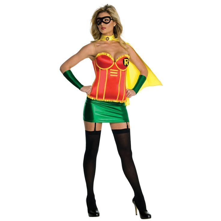 #Disfraz de #Robin #DcComics