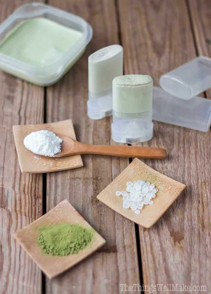 Soothing, yet effective, this natural homemade deodorant stick works without baking soda nor coconut oil, and uses zinc to help combat odors for those with sensitive skin.