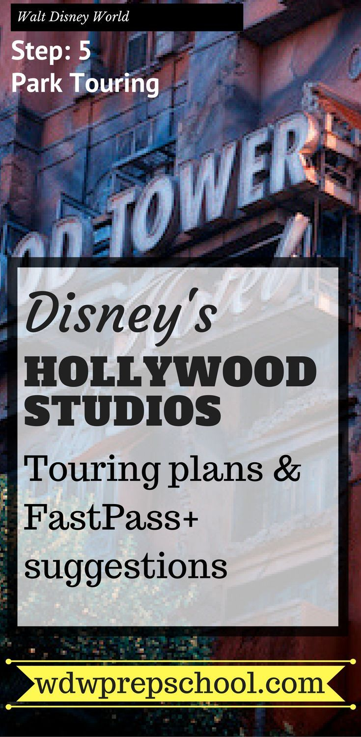 Confused about planning your day at Disney's Hollywood Studios? Read this FIRST to help minimize your waits | Walt Disney World | Hollywood Studios | Star Wars | Toy Story |Touring plans | FastPass+ suggestions