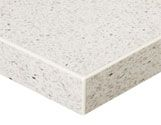 kaboodle kitset kitchen almond brittle benchtop - square edge