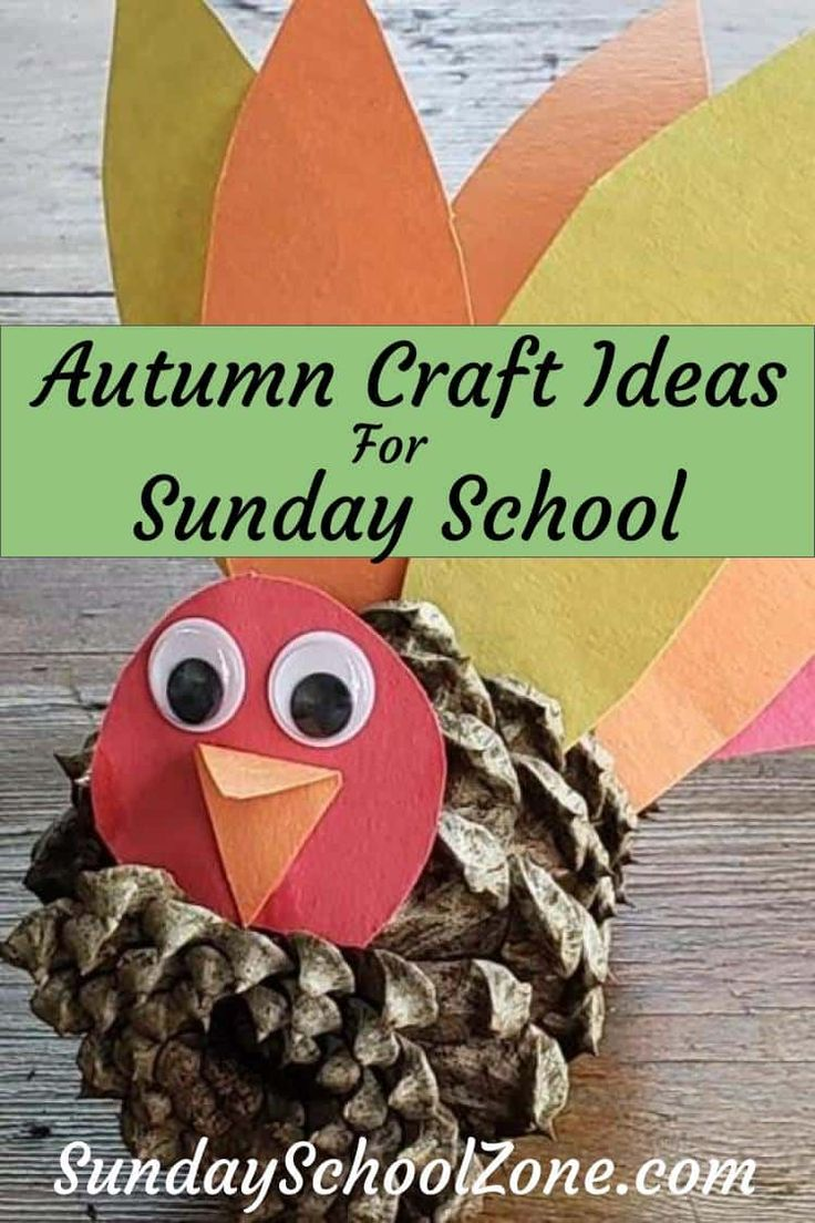 33+ Childrens church crafts for fall ideas