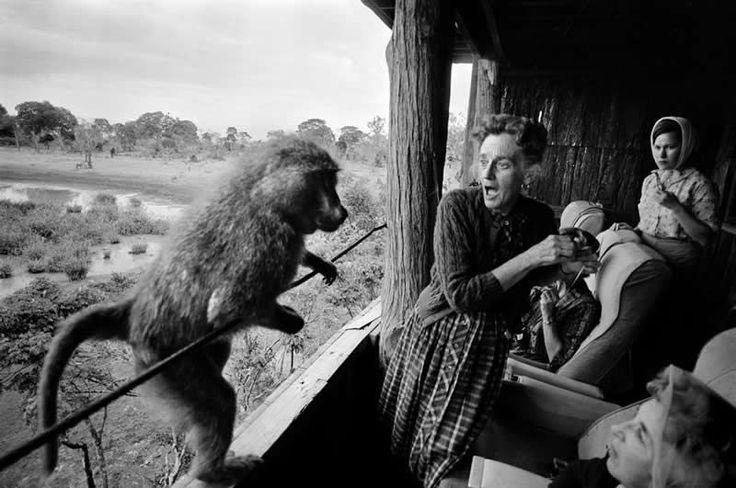 Master Photographer Bruno Barbey
