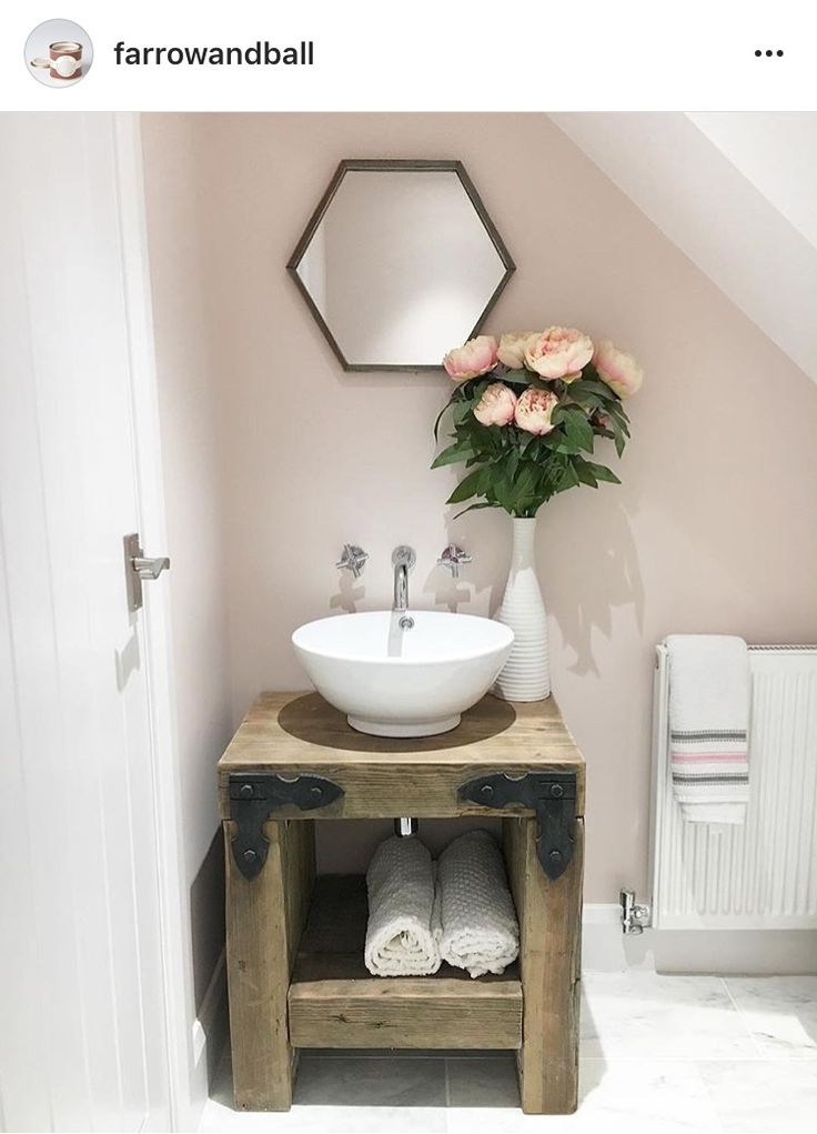 149 best bathroom decor images on pinterest bathroom inspiration bathroom and bathroom ideas - Farrow and ball exterior paint reviews decor ...