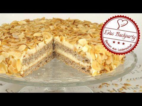 Almondy: Schwedische Mandeltorte - glutenfrei / nachgemacht: Original trifft Sally - YouTube