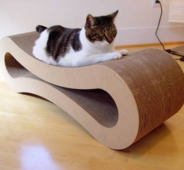 130 best images about camas y juguetes para gatos on for Cama minimalista