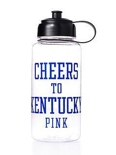 University of Kentucky Water Bottle