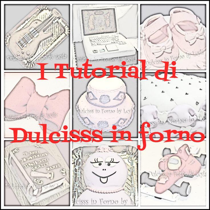 Indice dei tutorial pasta di zucchero di Dulcisss in forno. Piccoli tutorial con passo passo fotografico per creare dei grandi capolavori in PDZ.