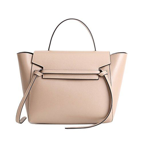 3a6805fd4e Actlure Women¡¯s Work Space Belt Leather Tote