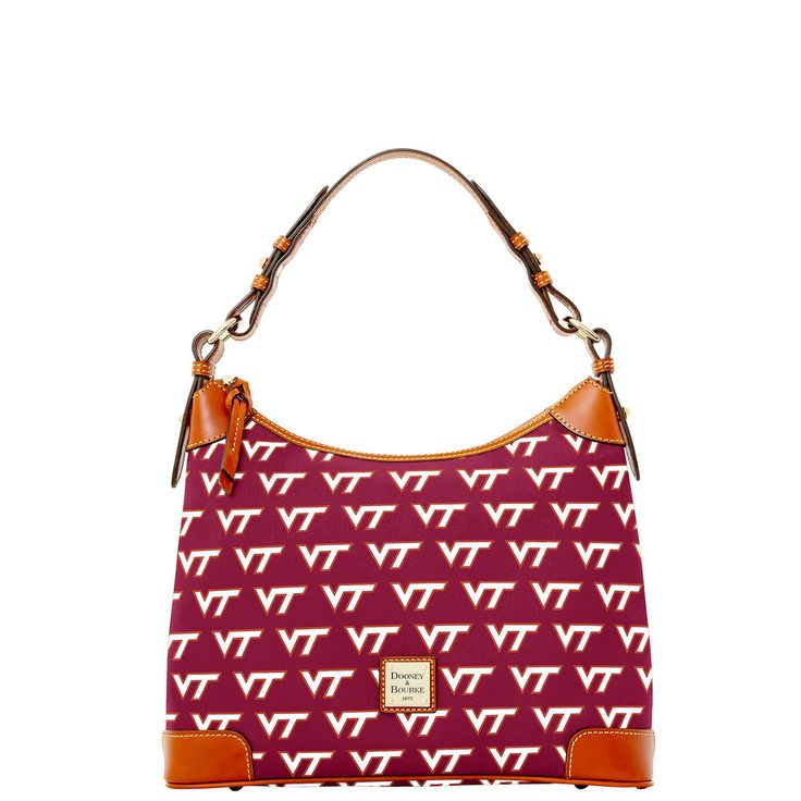 Dooney & Bourke | NCAA Virginia Tech Hobo