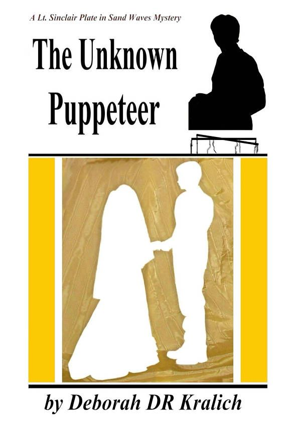 The Unknown Puppeteer  Romantic Thriller Mystery Book