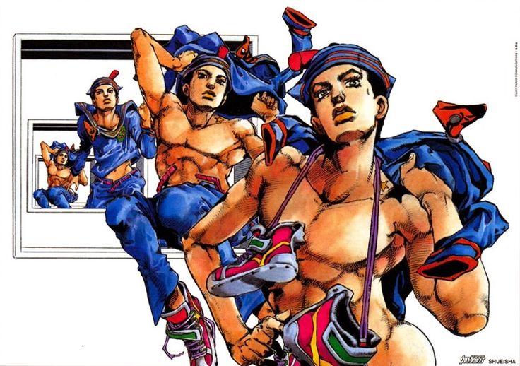 Josuke Higashikata, JoJo's Bizarre Adventure : Jojolion