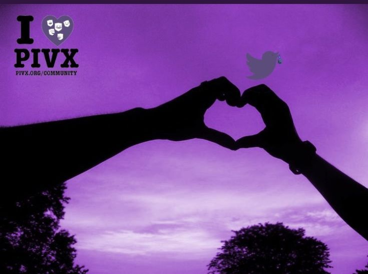 #ILovePivx. Submitted by: @BTC gripe