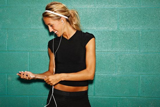 25-Minute Cardio Workout With Playlist