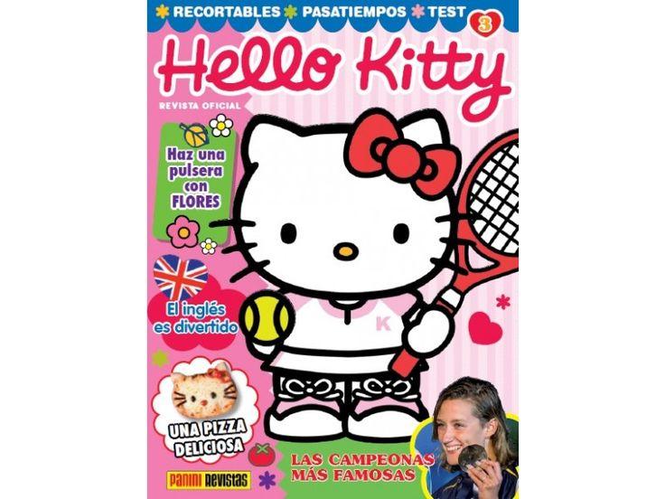 rEVISTA: HELLO KITTY