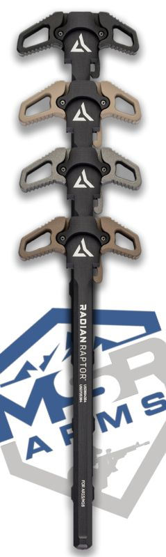 Radian Weapons AR-15 Raptor Charging Handles! Available at MSR Arms