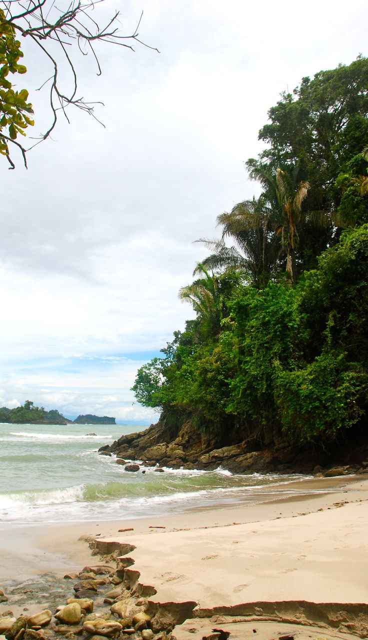Im Nationalpark Manuel Antonio - Willkommen im Paradies