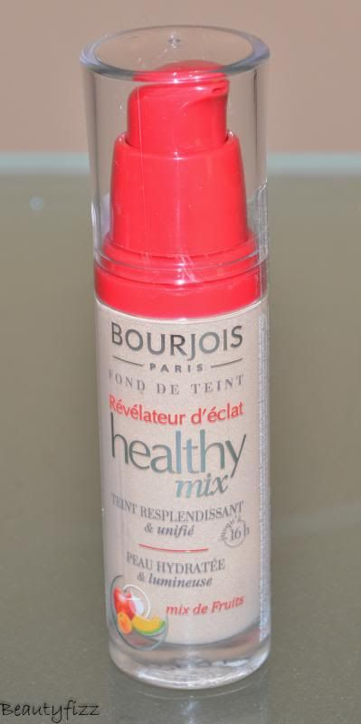 Bourjois Paris healthy mix foundation 51 light vanilla |