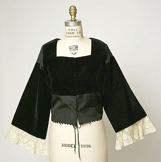 Ensemble Date: 20th century Culture: French (Breton) Medium: silk, cotton