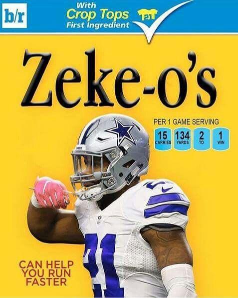 Hate Dallas but love Zeke!!!