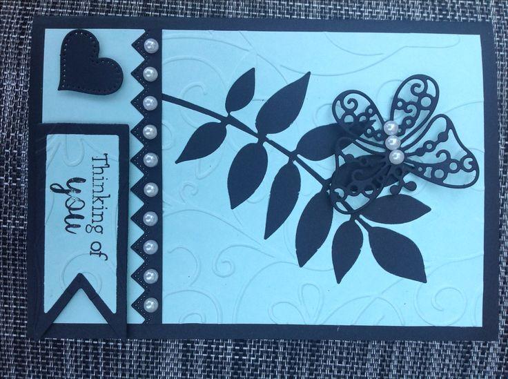 Sympathy card for a good friend. L.P-M