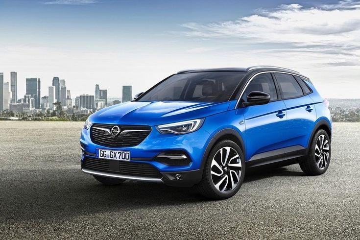 Opel desvela su gama de coches híbridos y eléctricos, incluyendo el Grandland X enchufable antes de 2020 – Coches híbridos y alternativos