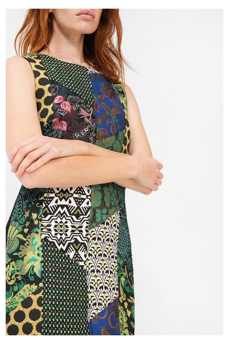 Boho tunic top blouses and dress 4009 trendy boho vintage gypsy - Women S Green And Black Pinafore Dress